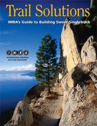 A Picture of IMBA book Trail Solutions: IMBA's Guide to Building Sweet Singletrack