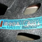 look inside your bike helmet for a snell approved or ANSI, ASTM, CPSC sticker.  No sticker, no approved, no go!