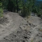 trail work by invermere bike club columbia valley cycling society cvcs