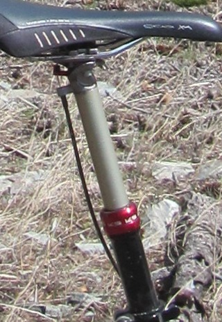 review kindshock ks supernatural i950 dropper seatpost