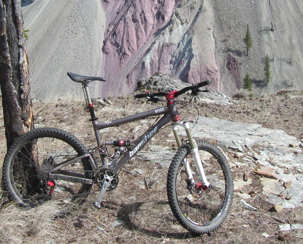 2011 banshee rune mountain bike built for all mountain