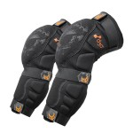 demon united hyper knee/shin pads with d30 impact protection