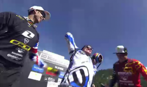 brook mcdonald wins val d'isere 2012 world cup mountain bike dh