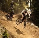 mountain biking with other riders is key to learning more and having more fun