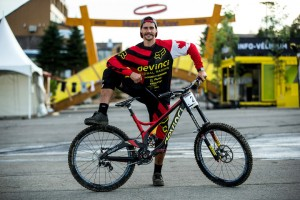 steve smith 2013 uci mtb dh world champion