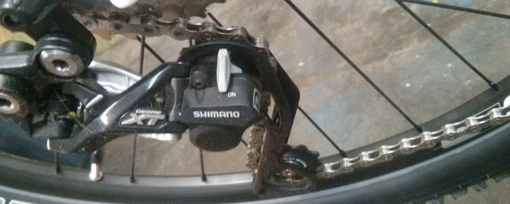 shimano xt shadow plus clutch