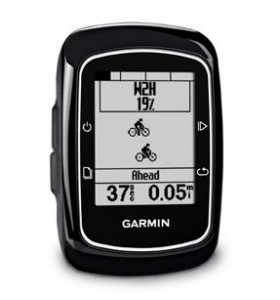 the garmin edge 200 bike computer
