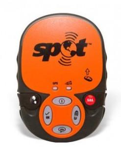 the SPOT satellite gps messenger
